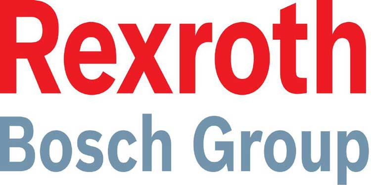 Mehregan BOSCH-Rexroth Logo Brands